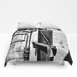 Ineffective Security Measures Comforters