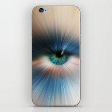 EYE AM I iPhone & iPod Skin