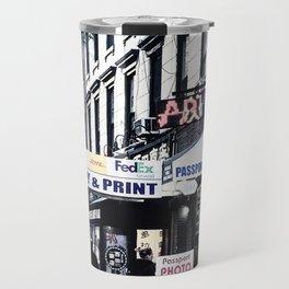 PRINT_NYC Travel Mug