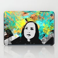 inception iPad Cases featuring Ellen Page Inception Print by mikailah.clark