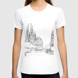 Bcn 5 T-shirt