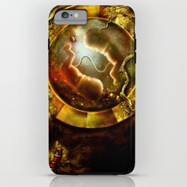 X - The Wheel of Fortune iPhone Case