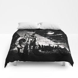 Sub Atomic Intergalactic Space Ranger Comforters