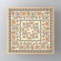 Square decorative design. Indian style. Kalamkari. by irinaskaska
