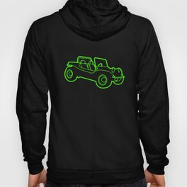 Beach Buggy Retro Cool Vdub Beetle Dune Car T-Shirts Hoody