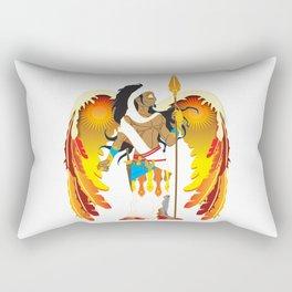 St. Uriel Rectangular Pillow