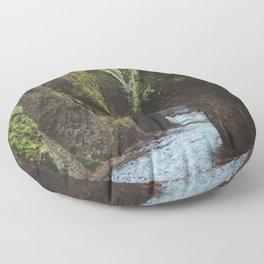 Oneonta Gorge Floor Pillow