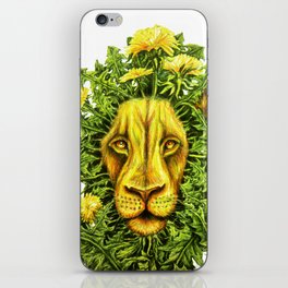 Dandylion ZOOM iPhone Skin