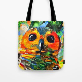 You Cannot See Me Tote Bag