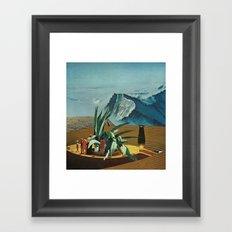 Elevated Observations 3 Framed Art Print