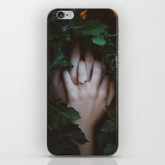 Hands Nature iPhone & iPod Skin
