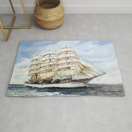 Regata Cutty Sark/Cutty Sark Tall Ships' Race Rug