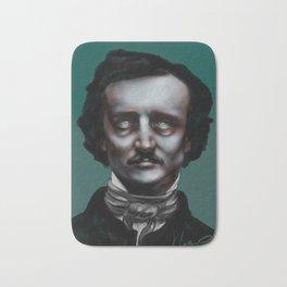 Edgar Allen Poe Bath Mat