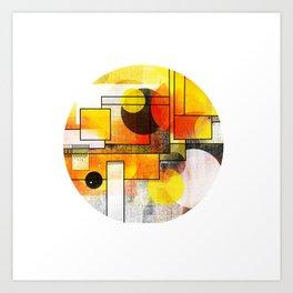 #84 Art Print