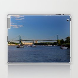 The Anthony Wayne Bridge Laptop & iPad Skin