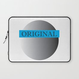 Pluto's Original (Blue) Laptop Sleeve