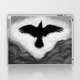 Flight of the Crow Laptop & iPad Skin