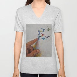 Creation Unisex V-Neck