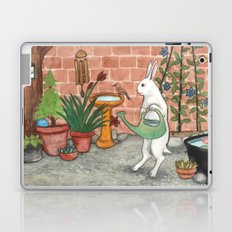 Rabbit's Garden Laptop & iPad Skin