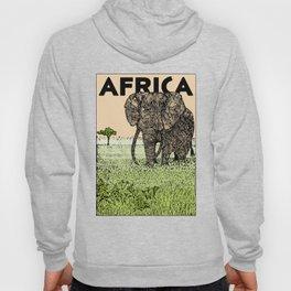 AFRICA (African Elephant) Hoody