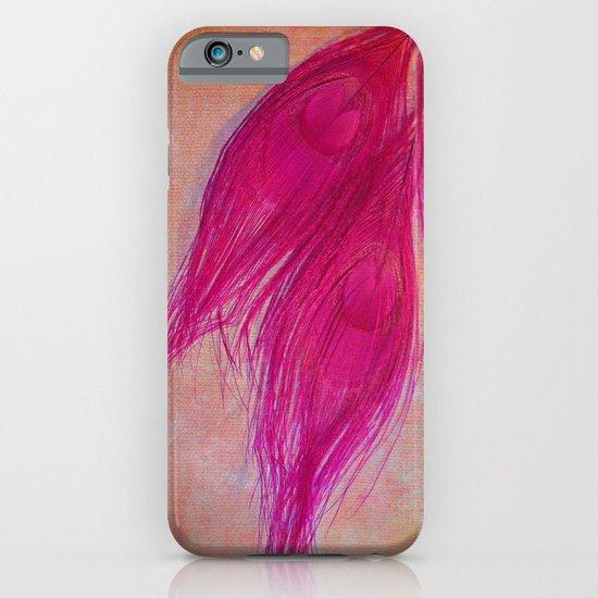 Vintage Pink iPhone & iPod Case