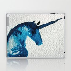 Blue Unicorn Laptop & iPad Skin