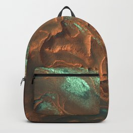 Mars - Layers in Galle Crater Backpack