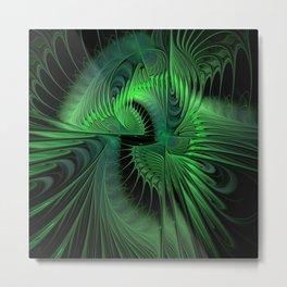 just flames -1- Metal Print