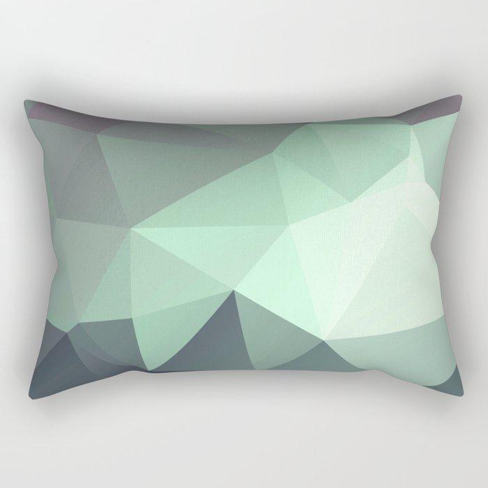 geometric I Rectangular Pillow