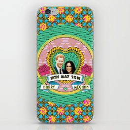 HARRY & MEGHAN iPhone Skin