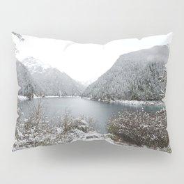Winter wilderness Pillow Sham