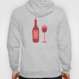 Wine Hoody