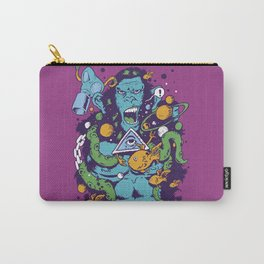 Triangle Ape Carry-All Pouch