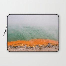 Orange Edged Laptop Sleeve