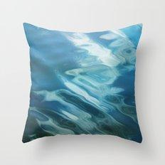 Water / H2O  #53 Throw Pillow