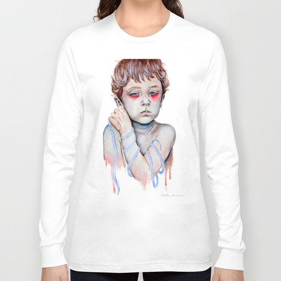 Shoelace Long Sleeve T-shirt