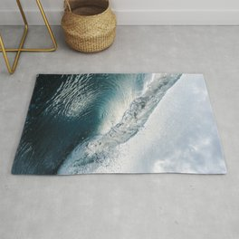 Crystal Rip Curl Surfers Dream Rug