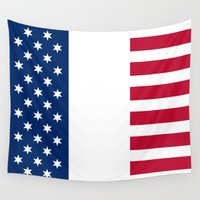 france Wall Tapestries featuring france by ovisum