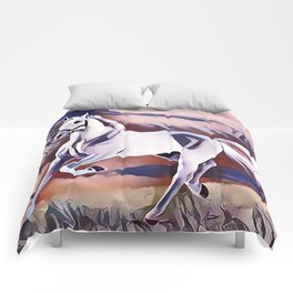 The American Paint Horse Comforters