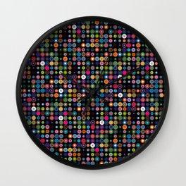 Concentric Circles Wall Clock