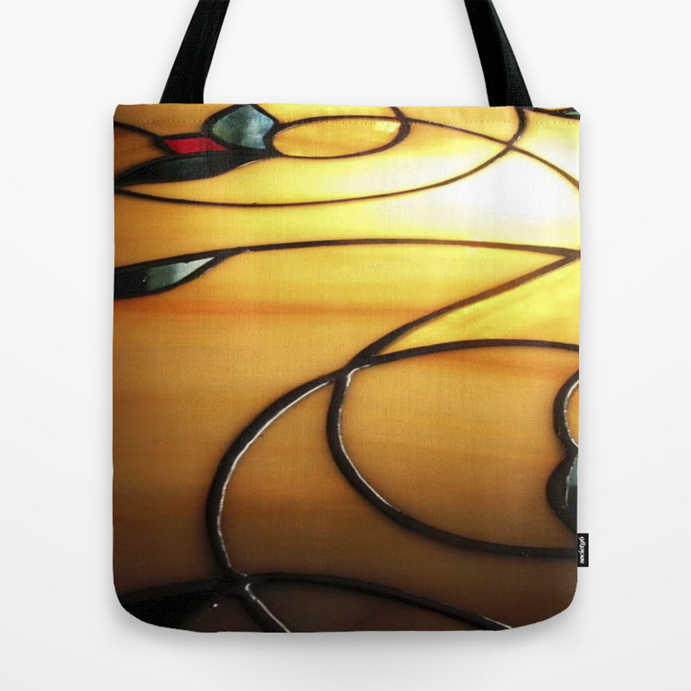 Glass Colors Tote Bag by Beatricemorello TBG7982559