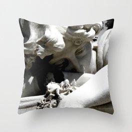 Tears of an Angel Throw Pillow