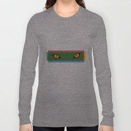 Fox Eyes Long Sleeve T-shirt