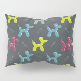 Dog balloon animal pattern Pillow Sham