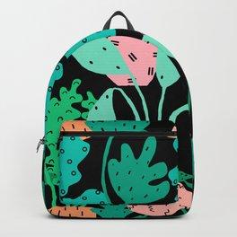 Postmodern Planters in Black Backpack