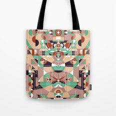 Tribal Technology 1 Tote Bag