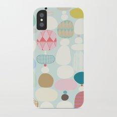 Stepping Stones Slim Case iPhone X