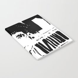 2017 Collection • Post Rock Uno Notebook