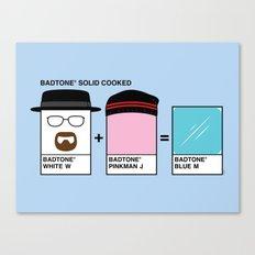 Badtones Canvas Print