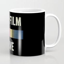 Keep Film Alive Coffee Mug